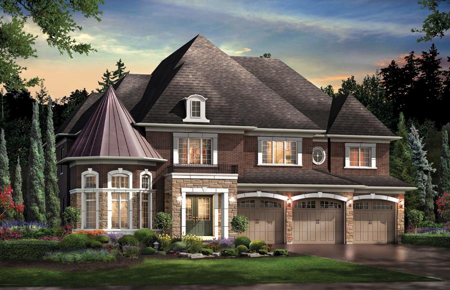 new homes in brampton and kleinburg by skyhomes