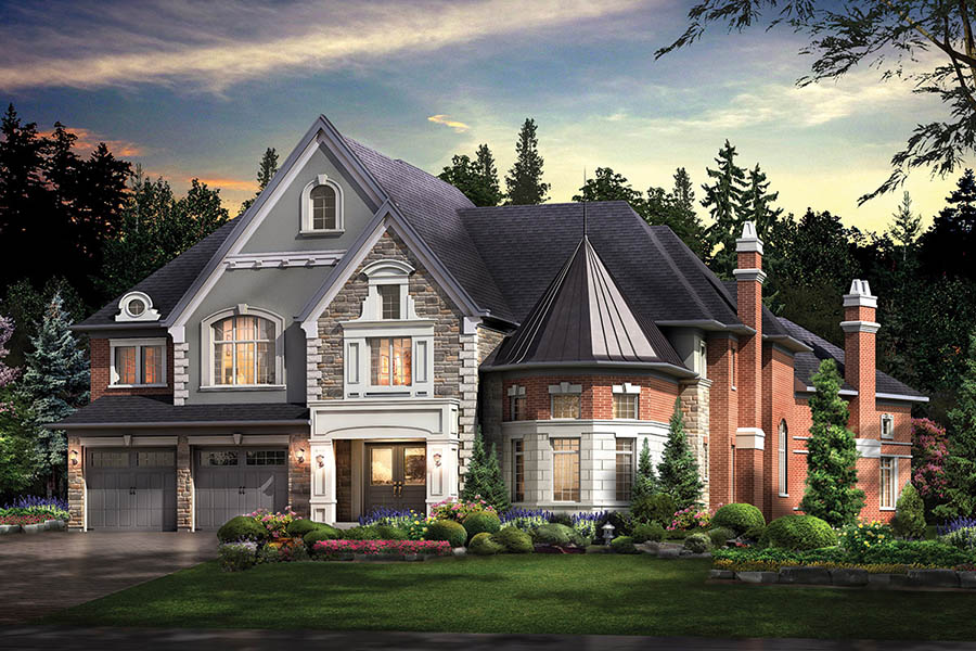 New Homes In Brampton And Kleinburg By Skyhomes