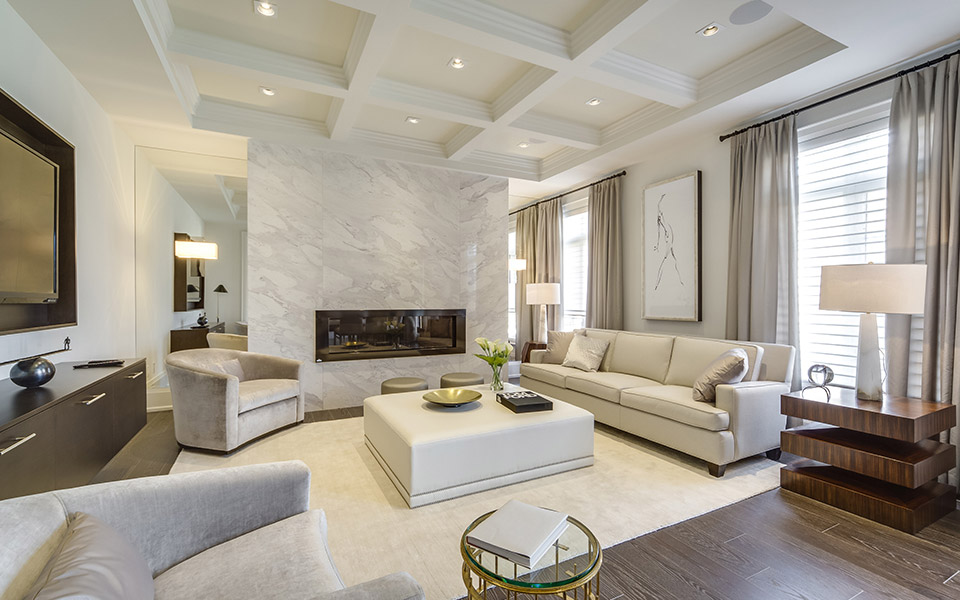 Key lighting trends for million dollar homes skyhomes - Interiors by design family dollar ...