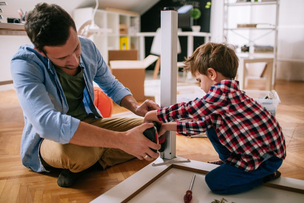 4 Home Improvement Projects You Can Tackle in a Weekend
