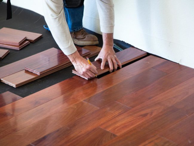 flooring upgrades that improve the value of your home