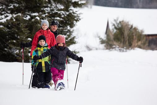 winter activities in Vaughan