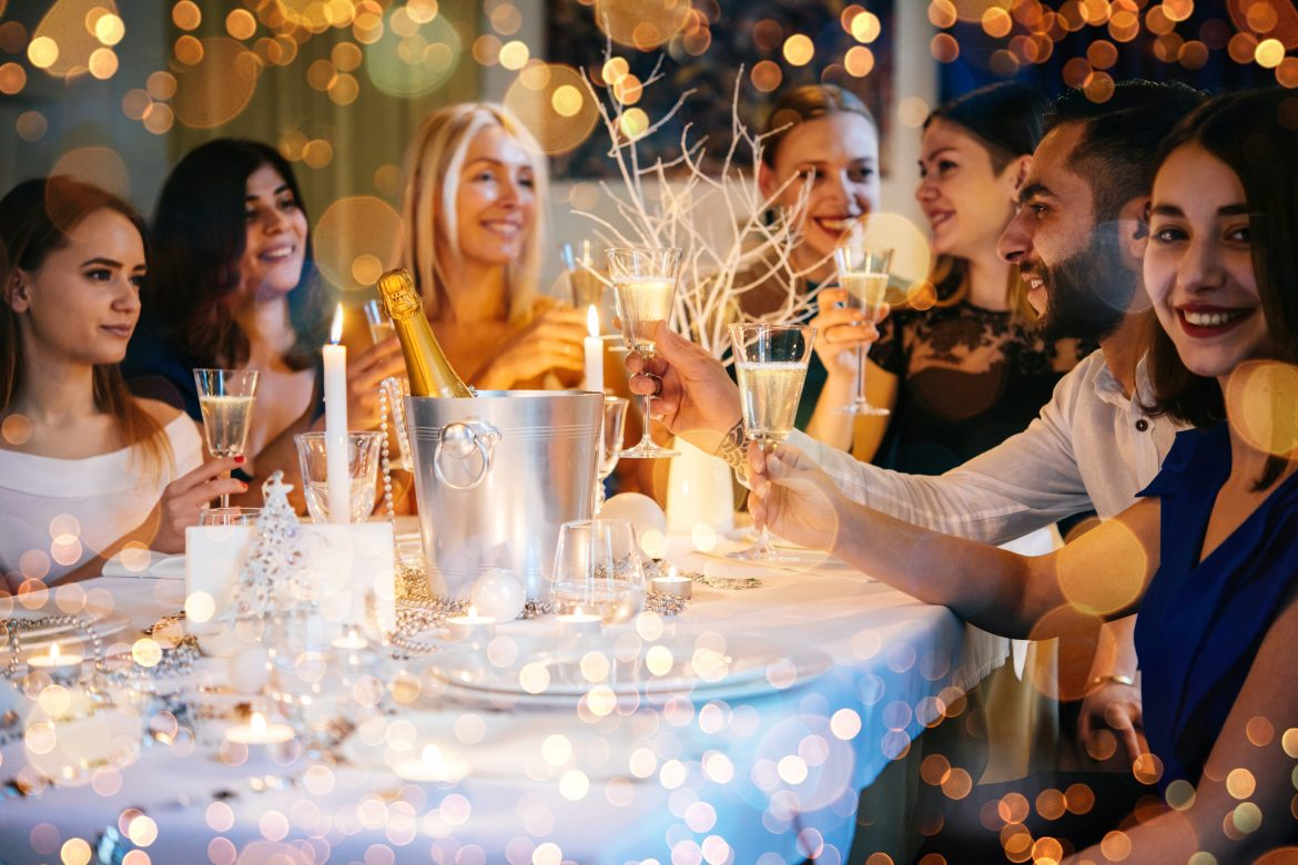 Host an Epic Christmas Party