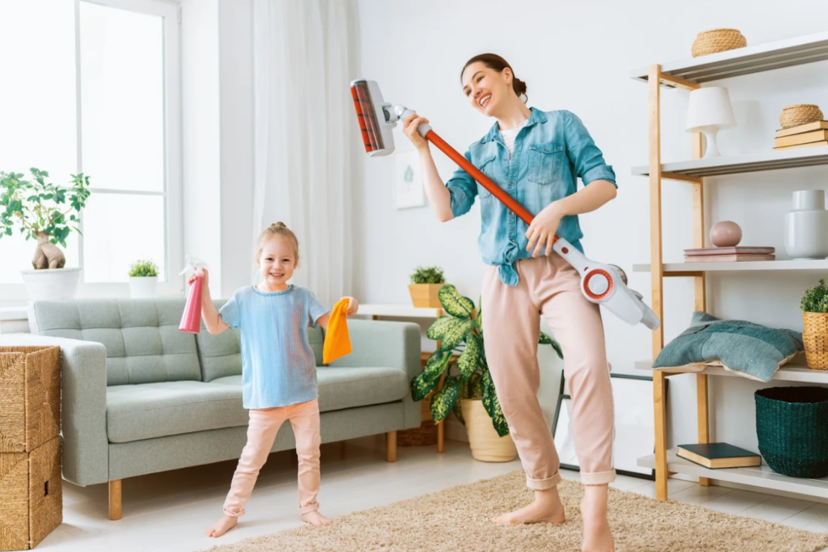 Create an Almost Zero-Waste Cleaning Routine For Your Home