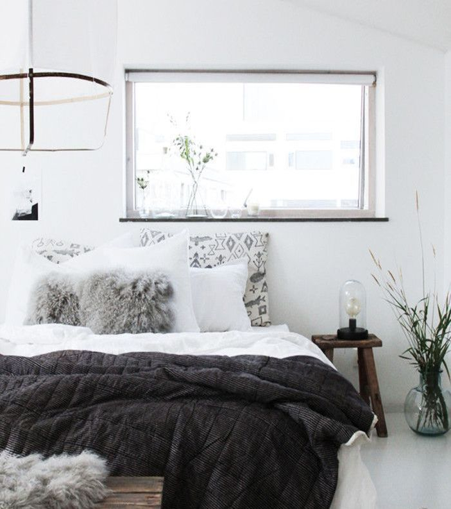 cozy scandinavian decor