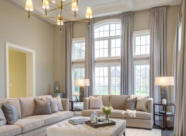 5 Interior Design ideas for a luxurious living room