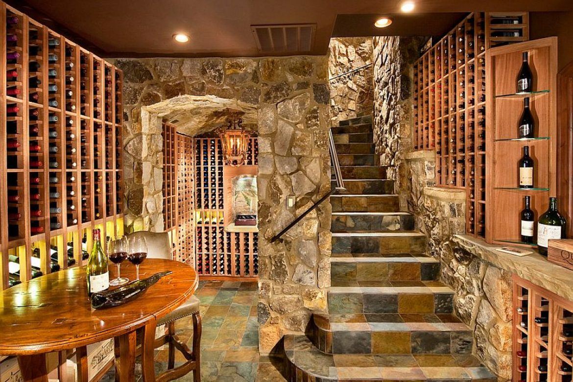 5 Ideas for Your Dream Wine Cellar