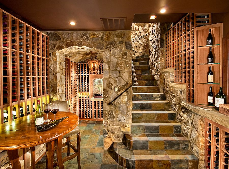 48 Ideas For Your Dream Wine Cellar SkyHomes Development Corp Blog Awesome Home Wine Cellar Design Ideas
