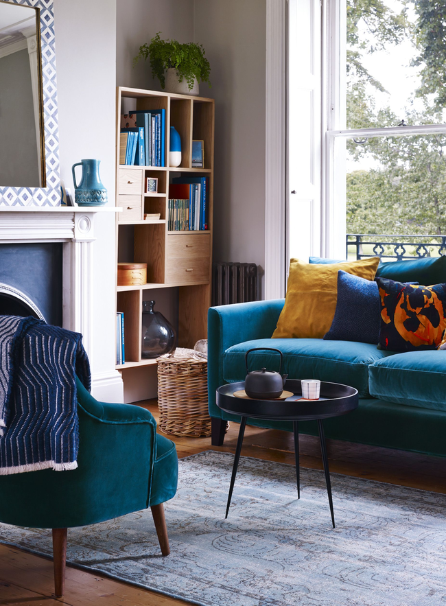 eclectic english style