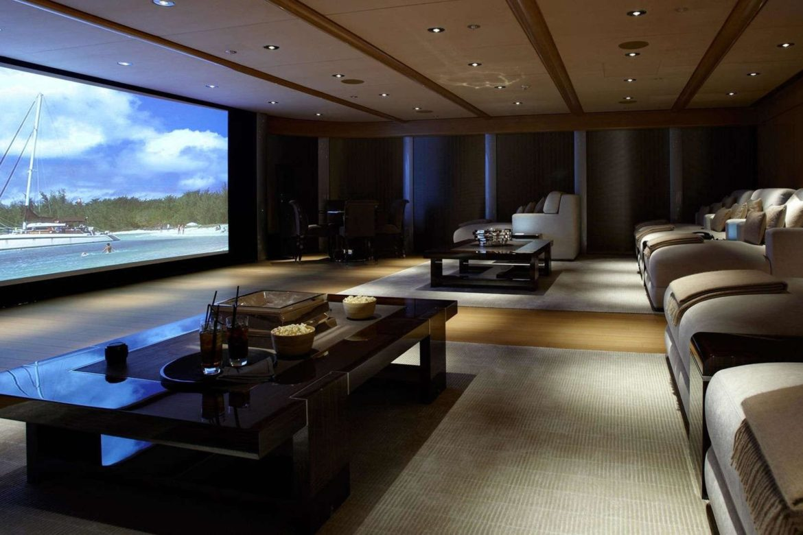 5 Ideas for A Luxury Home Theatre Setup