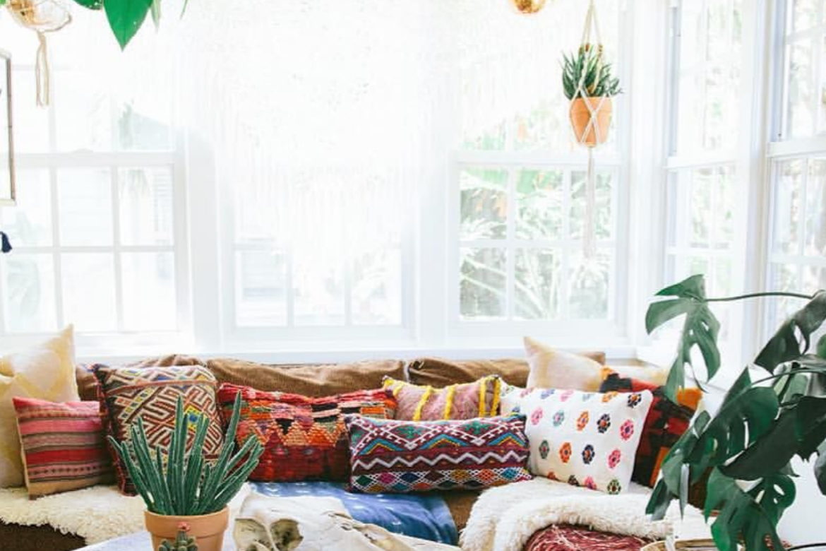 DIY Vintage Décor Ideas to Bring a Bohemian Vibe into Your Home
