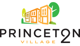 Princeton village homes in Woodbridge